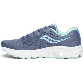 saucony Jazz 20 - Zapatillas running Mujer - gris/azul